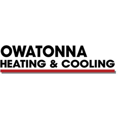 Owatonna Heating & Cooling Logo