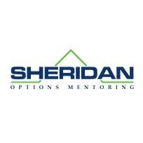 Sheridan Options Mentoring Logo