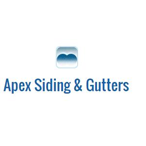 Apex Siding & Gutters Logo