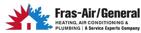 135 - Fras-Air/General Service Experts (Plumbing) Logo