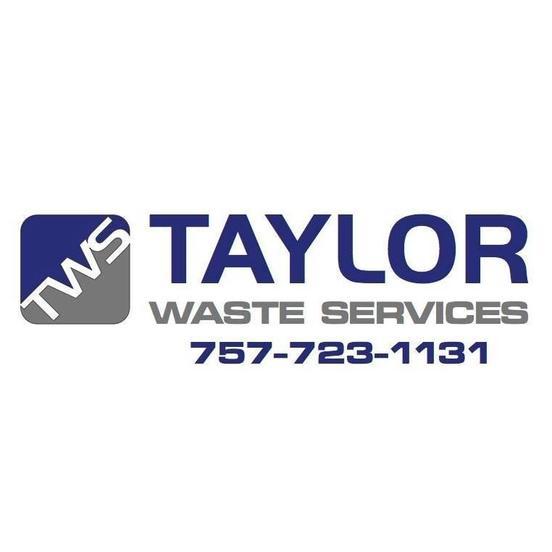 Taylor Waste Services - Dumpster Rental Logo