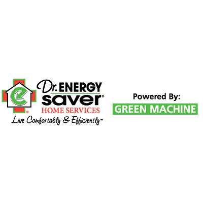 Dr. Energy Saver by Green Machine Logo