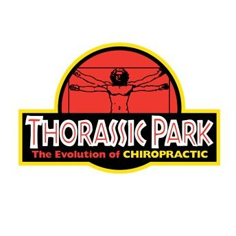 Thorassic Park Logo