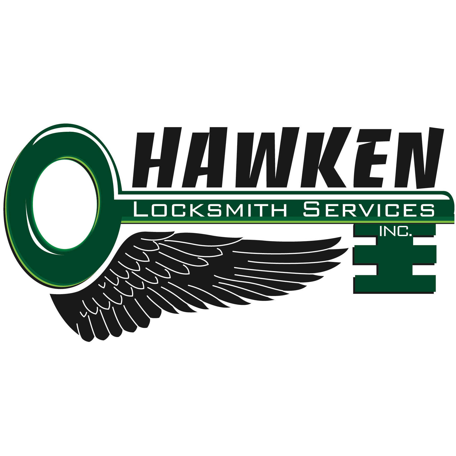 Hawken Locksmith Services Inc. Logo