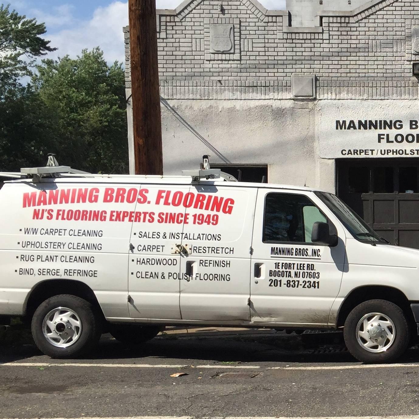 Manning Bros. Carpet & Flooring Logo