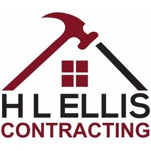 H.L. Ellis Contracting Logo
