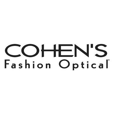 Cohen's Fashion Optical Logo