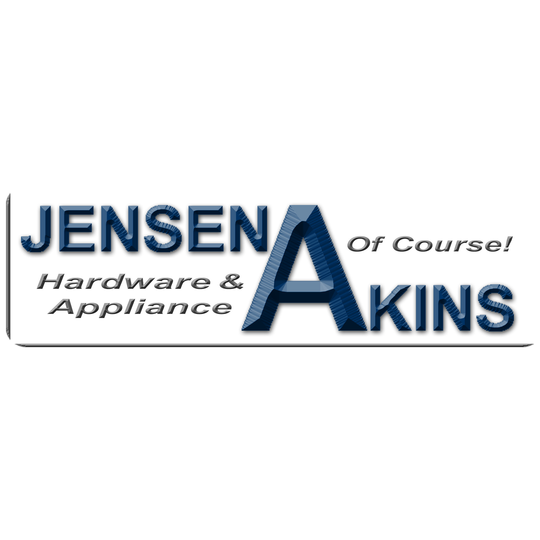 Jensen Akins Hardware and Appliance Logo