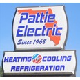 Pattie Electric Heating & Cooling Logo