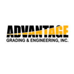 Advantage Grading and Engineering Logo