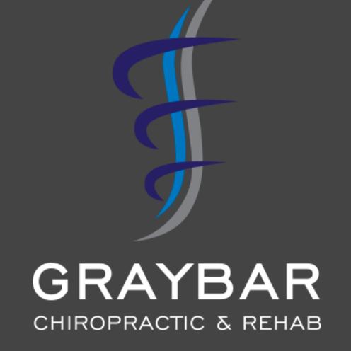 Graybar Chiropractic & Rehab Logo