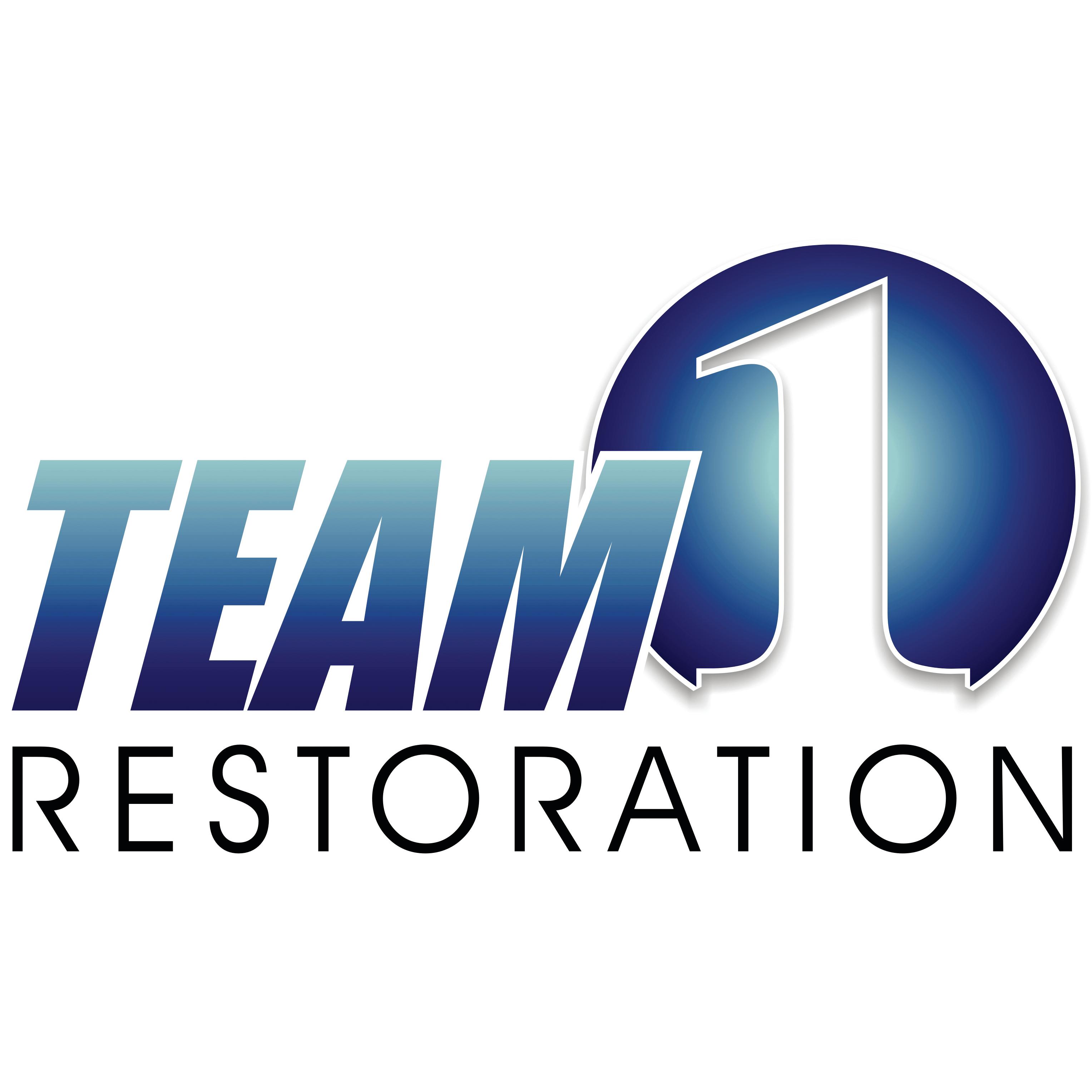 Team 1 Restoration Inc Logo
