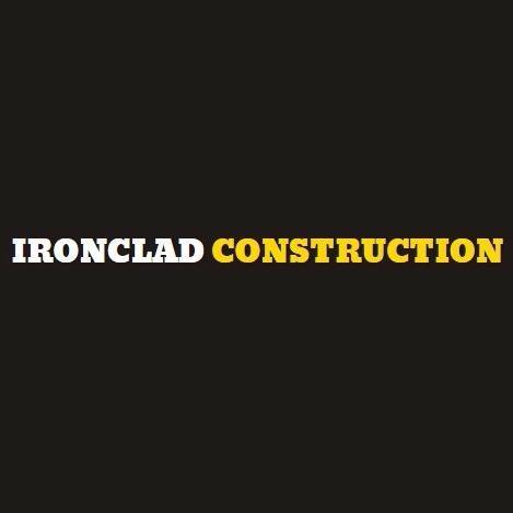 Ironclad Construction Logo
