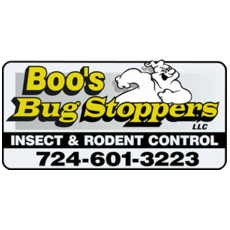 Boo's Bug Stoppers L.L.C. Logo