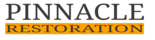 Pinnacle Restoration (Water Restoration) Logo