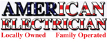 American Electrician-$35 Logo
