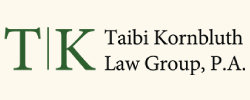 Taibi kornbluth law group p.a. logo