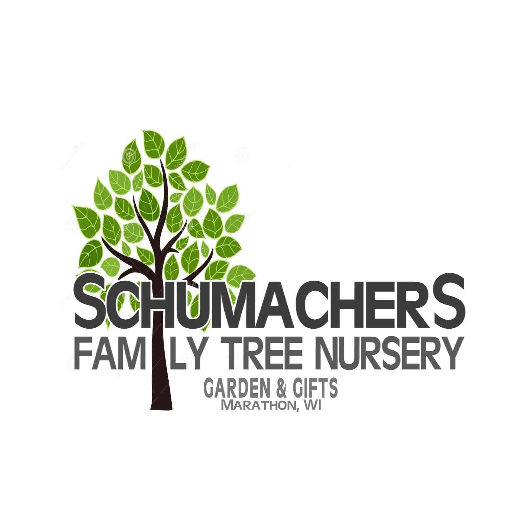 Schumacher's Family Tree Nursery Logo