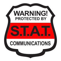S.T.A.T Communications Security Logo