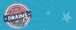 USA Drains Logo