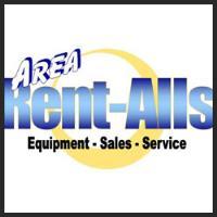 Area Rent-Alls Logo