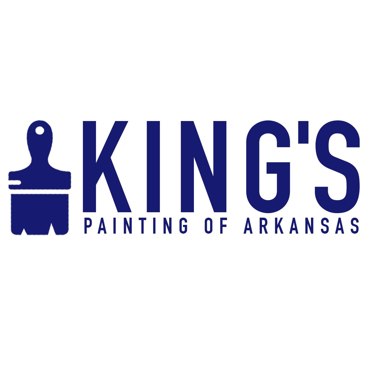 King's Painting of Arkansas Logo