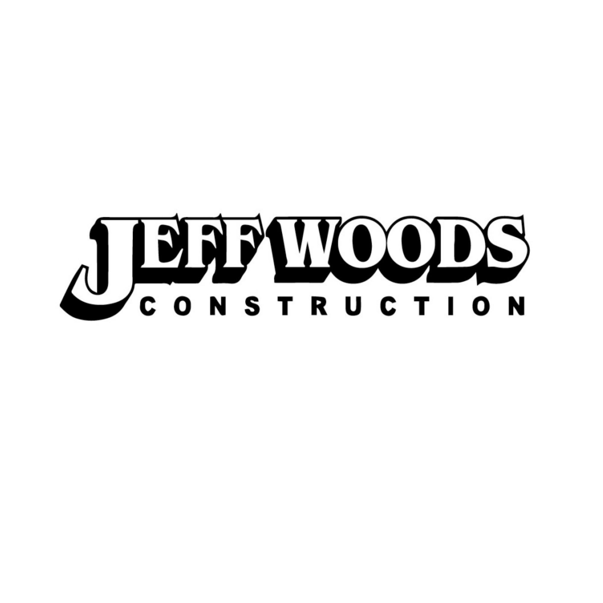 Jeff Woods Construction Logo