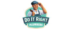 Do It Right Plumbers Logo