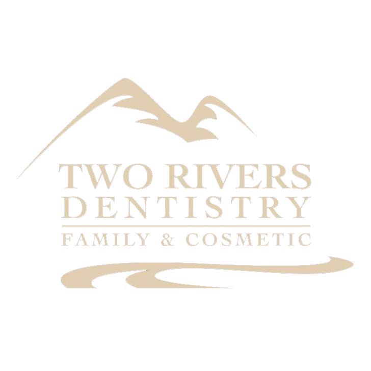 Two Rivers Family & Cosmetic Dentistry: Dr. Shane L. Newton, DMD Logo