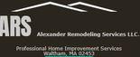 Alexander Remodeling Services LLC. Logo