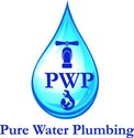 Pure Water Plumbing & Rooter Logo