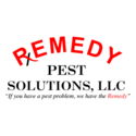 Remedy Pest Solutions - 465696 Logo