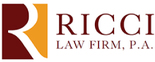 Ricci Law Firm, P.A. Logo