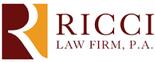 Ricci Law Firm, P.A. Logo