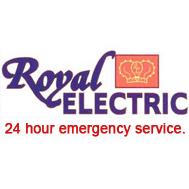 Royal Electric Logo