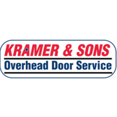 Kramer and Sons Overhead Door Service Logo