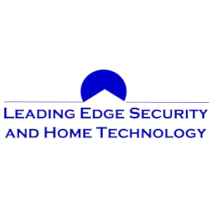 Leading Edge Security and Home Technology Logo