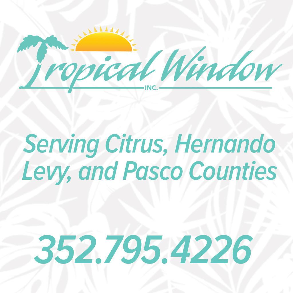 Tropical Window, Inc. Logo