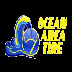 Ocean Area Tire Logo