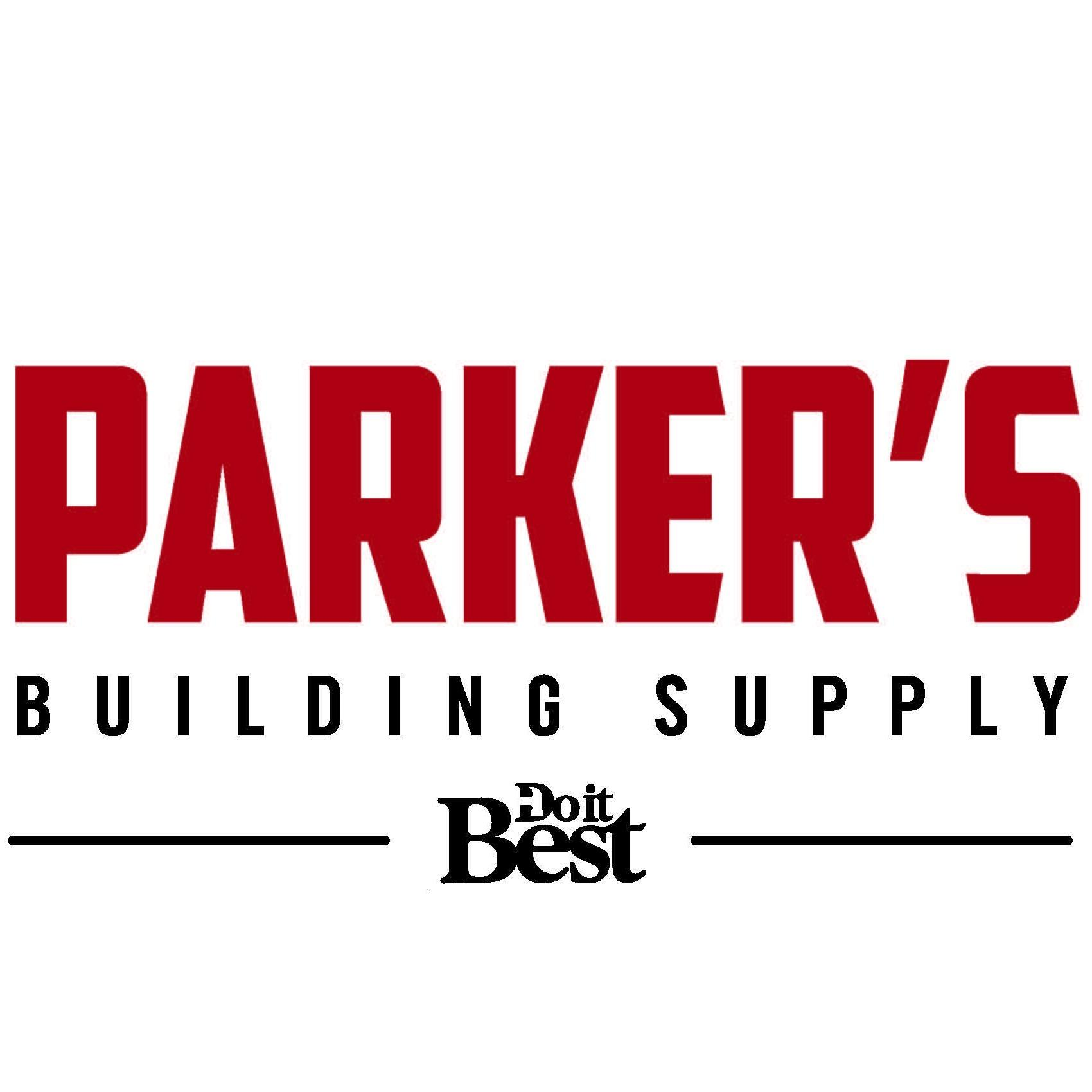 Parker's Building Supply Logo