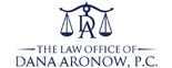 The Law Office of Dana Aronow Logo