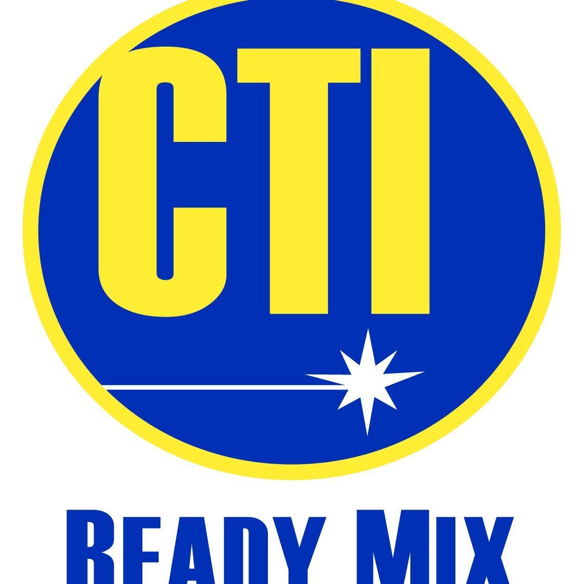 CTI Ready Mix Logo