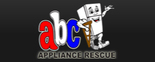 A B C Appliance Rescue Logo
