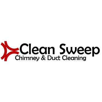 Clean Sweep Chimney & Duct Service Logo