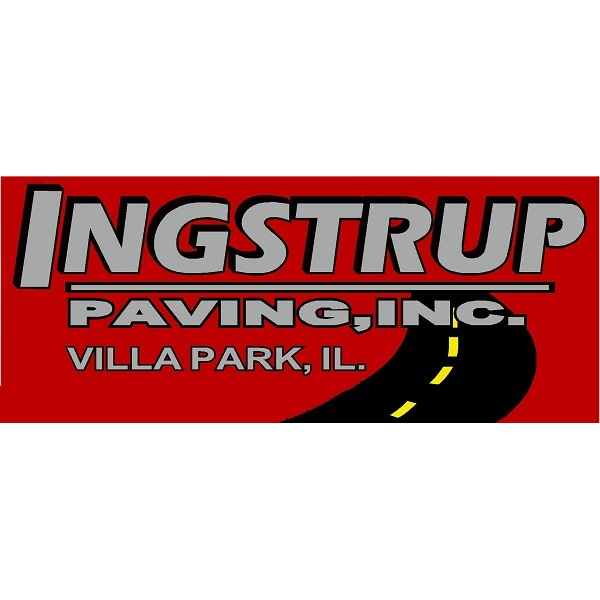Ingstrup Paving, Inc. Logo