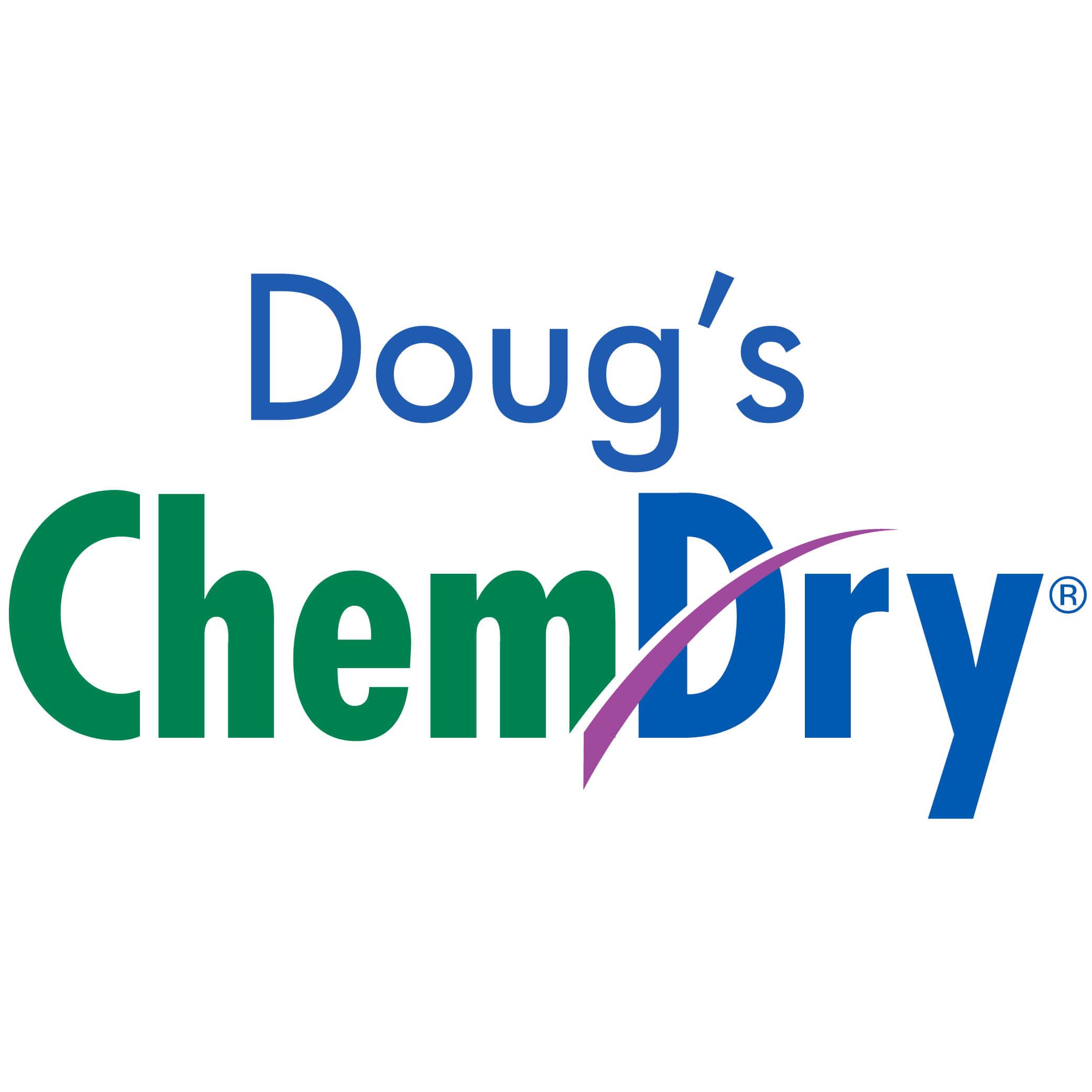 Doug's Chem-Dry Logo
