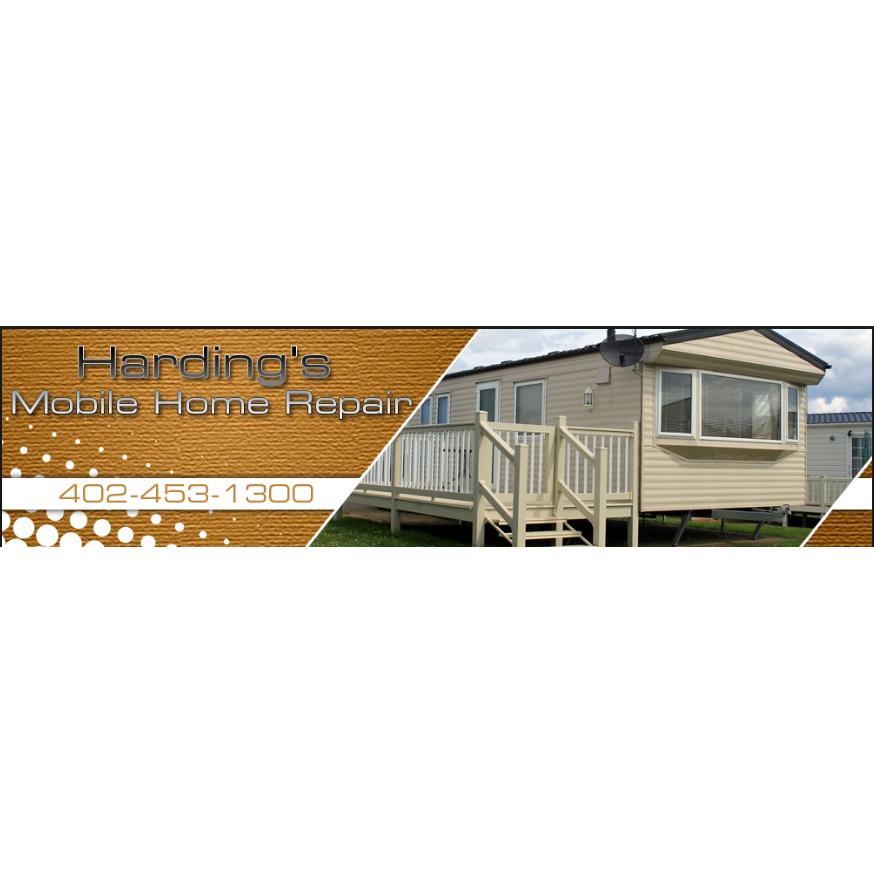 Harding's Mobile Home Repair Logo