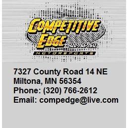 Competitive Edge Motorsports Logo