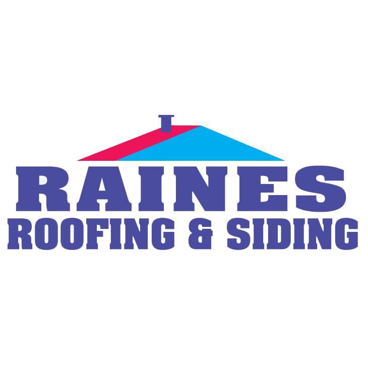 Raines Roofing & Siding Logo