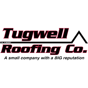 Tugwell Roofing Co. Logo